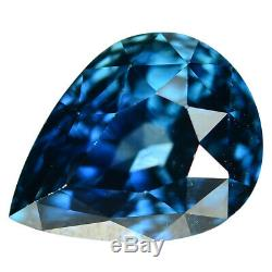 4.6 Ct. Rare Natural Royal Blue Sapphire Gemstone WITH GLC CERTIFY