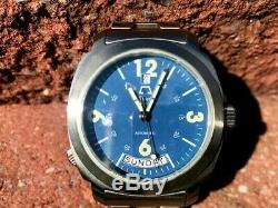 ANONIMO D Date 2006 Limited Edition RARE watch 034/199