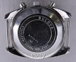 Bulova Surfboard 666 FT Vintage Dive Watch VERY RARE