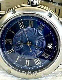 GEVRIL UNISEX GENUINE RARE AUTOMATIC 20% off 48 Hrs. Reg $679.00 Now $543.20