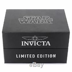 Invicta Star Wars Scout Trooper Octane 27432 Limited Chronograph Watch 63mm RARE