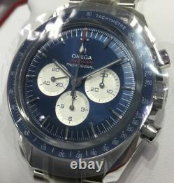 OMEGA Speedmaster TOKYO Olympic 2020 Limited Edition Chronograph rare watch BLUE