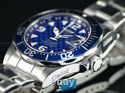 RARE 1st Gen Invicta LimEd Pro Diver Automatic Sapphire Crystal CF Dial SS Watch