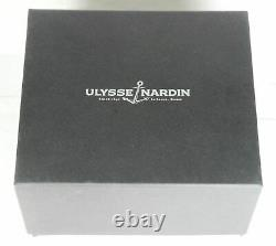 RARE Ulysse Nardin Maxi Marine Two-Tone Diver 18K Gold Stainless 42.7mm 263-33