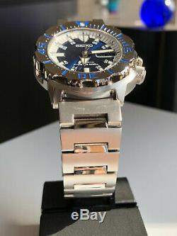 Seiko Prospex Royal Blue Monster Srp657 Limited Edition Rare Collectable