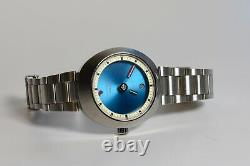 Very Rare NEW Zodiac Astrographic Blue Dial Limited Edition Watch ZO6606